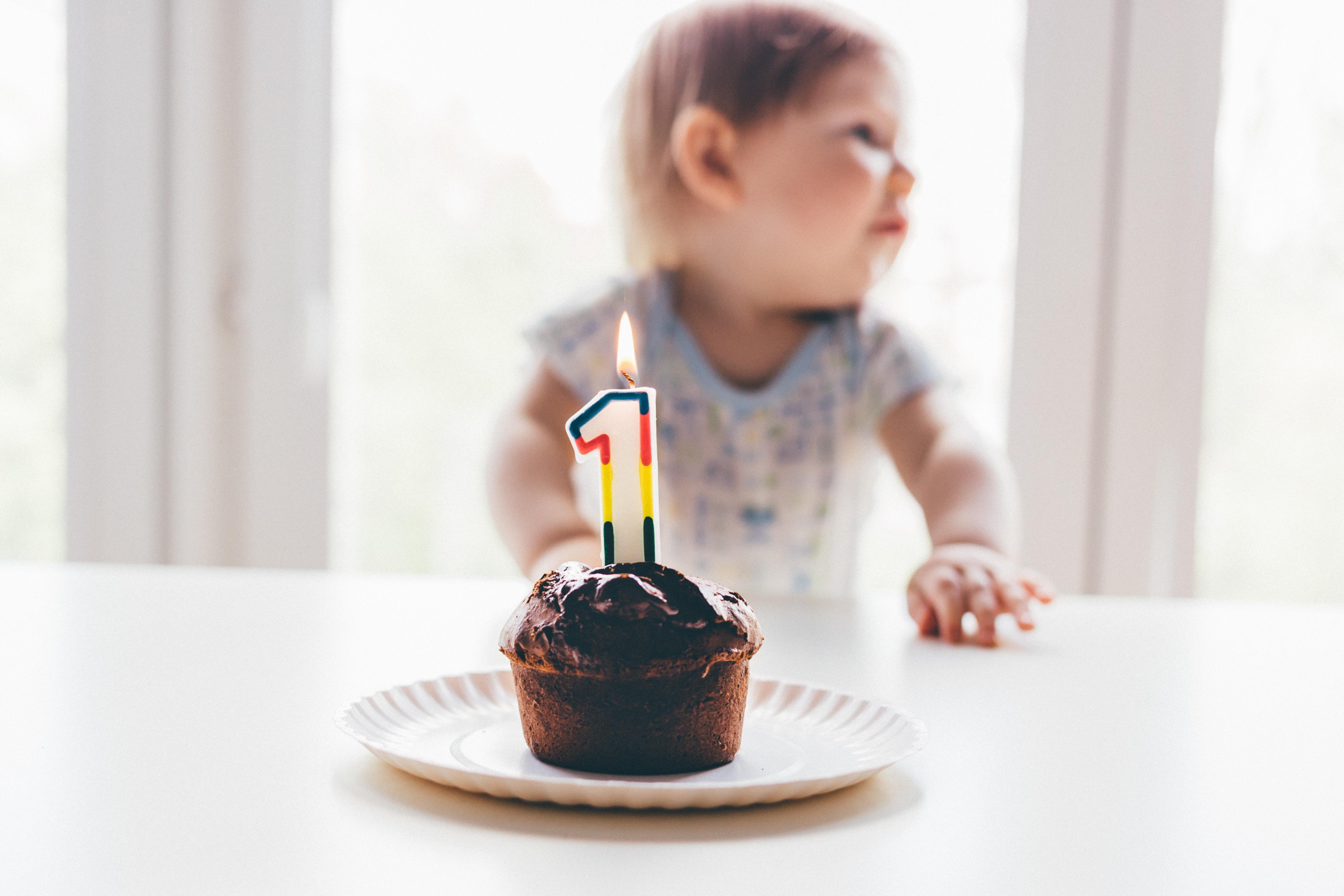 O 1º ano do bebê